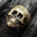Skull ring Henri-Pierre (after) 6